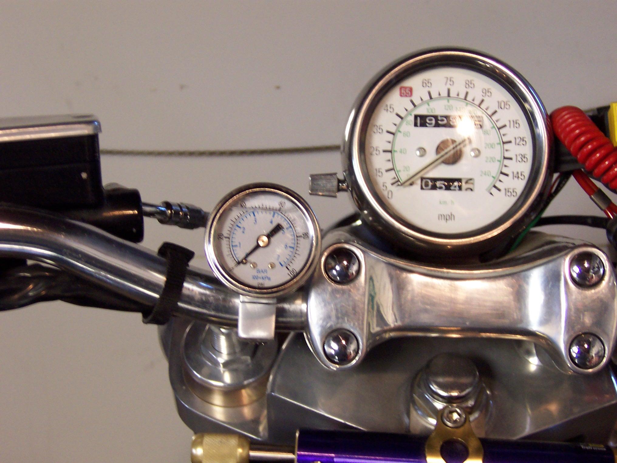 Oil gauge kits