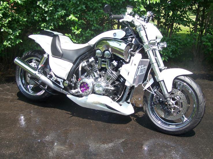 Custom Parts  Yamaha Vmax Custom Parts
